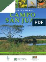 2015 Arqueo Misiones, Campo San Juan (1)
