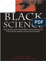 117598105 BLACKSPDF the Black Science Ancient and Modern Techniques of Ninja Mind Manipulation Free Sample