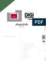 Fine Art Print Preisliste