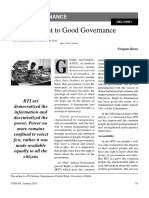 3. Governance and Public Policy Vertical