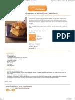 eBook - Cooking - Gateau Gingembre