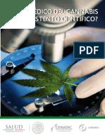 CONADIC Uso Medico Del Cannabis