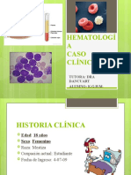 HEMATOLOGÍA CASO CLINICO 6