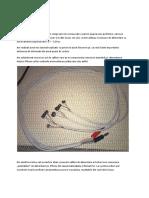 Minitutorial Cabluri de Alimentare