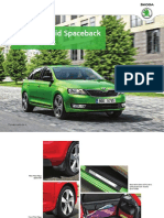 Rapid Spaceback Accessories August 2014