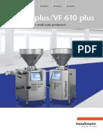 Máquina 2 VF 610-Plus