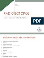 Radioisotopos e Importancia