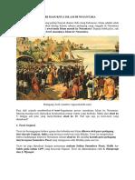Mia Teori Masuknya Islam Di Nusantara