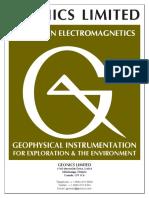 Geonics Catalogue