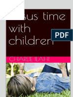 Jesus Time With Children