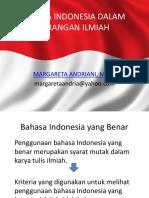 Menulis 1 Bahasa Indonesia Materi 3