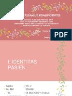 Referat Neuritis Optik Bening Irhamna 1102013057