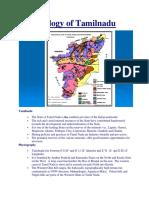 M-1_geology of Tamilnadu