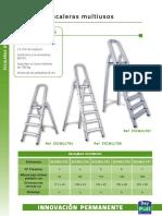 F.tecnica Escalera Aluminio
