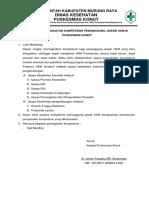 5.1.1.4 Rencana Peningkatan Kompetensi Penanggung Jawab UKM