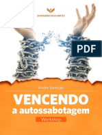 Vencendo a Autossabotagem Workshop