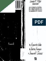 Os clássicos da política volume 1 francisco c. Weffort (org.