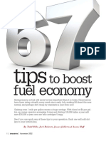 67 Fuel Tips
