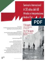 1968 Programa Print LIBRILLO