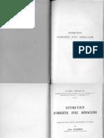 [Sources Chrétiennes 067] Origene - Origène _ Entretien avec Héraclide (0).pdf