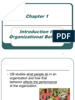 Chapter 1 Introduction OB