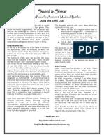 S & S Army Lists & Points.pdf