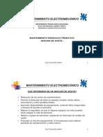 Item 4.4- Mantenimiento Hidraulico Predictivo- Análisis de Aceite.