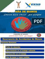 4.- Campaña de Manos - Factores Humanos