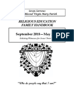 2018 2019 religious education family handbook 4th rev aug 7