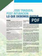 ESTENOSIS TRAQUEAL POST INTUBACION LO QUE DEBEMOS EVITAR.pdf