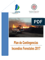 Plan de Contingencia Forestal 2017