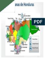 Mapa de Aduanas y Aeropuertos