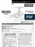 Nexus30ss Manual
