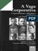 GONÇALVES, Leandro Pereira. O Integralismo de Plínio Salgado