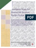 FeasibilityStudyforSharedHRServices UWNBC Report