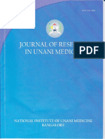 Evolution of Cosmeticsand Cosmeceuticals in Unani MedicineA Historical Perspective