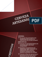 Cerveza Artesanal Presentacion