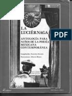 Antología Para Niños de Poesía Mexicana Contemporánea. Francisc