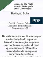 USP - Radiacao_Solar