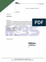 Carta de Presentacion Mebise-Inen