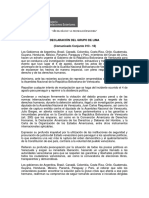Grupo de Lima condena represión a diputados en Venezuela