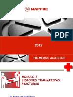 Primeros Auxilios Modulo 3