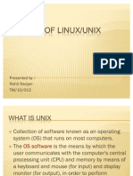 Basics of Linux Presnt(Final Pres)