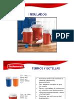 Catalogo Hieleras Insulados 2009