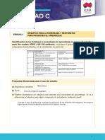 Documento sobre desafíos para la enseñanza y respuestas para promover el aprendizaje