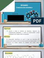 Condensación  benzoica