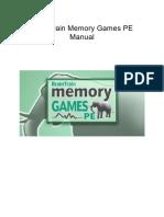Games PE Manual