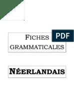 Recherches en Education - Neerlandais - Outils Diagnostiques Et Strategies de Remediation Au Ser (Ressource 6854)