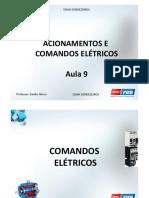 Acionamentos Elétricos - Aula 9