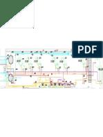 Lineas de Amoniaco Sala de Maquinas